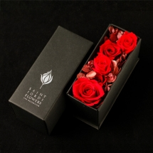 Saint Jordi Box preserved flower